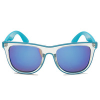 Summer Break Sunglasses - Blue