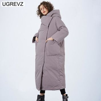 Brands New Winter Collection of Jacket Stylish Windproof Female Coat Womens Quilted Coat Jackets Long Warm Parkas Tops