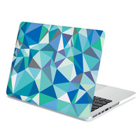 Hard Case Print Frosted (Geometric Pattern) for 13 Macbook Pro with Retina Display