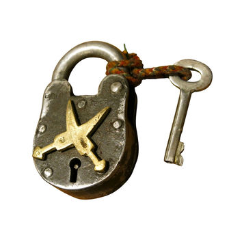 Treasured Lock and Key