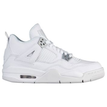 Jordan Retro 4 - Boys' Grade School at Foot Locker