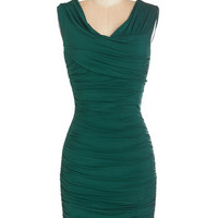 ModCloth Mid-length Sleeveless Bodycon This is Fete Dress