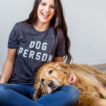 Dog Person Tee