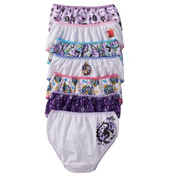 Disney's Descendants 7-pk. Briefs - Girls