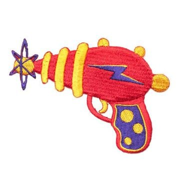 Ray Gun Patch