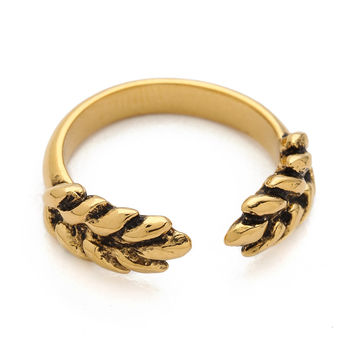 Wheat Cobs Ring