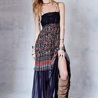 Free People Womens Spellcaster Maxi