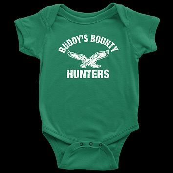Retro Buddy's Bounty Hunters Infant Bodysuit
