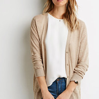 Two-Pocket Cardigan