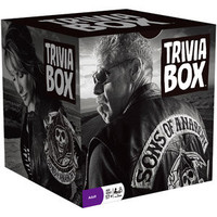Walmart: Trivia Box Game, Sons of Anarchy