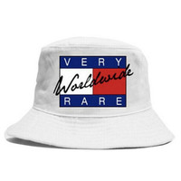 Very Rare Worldwide Bucket Hat