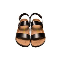 2017 fashion birkenstock summer fashion leather cork flats beach lovers slippers casual sandals for women men couples slippers size 36 45