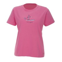 Life is good® Women's Jackie Paddle Board Crusher T-shirt