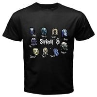 Slipknot Masks tshirt Size S M L XL 2XL 3XL 4XL and 5XL