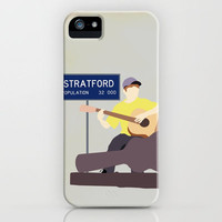 Justin Bieber- Stratford iPhone Case by Natasha Ramon | Society6