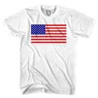 USA American Flag T-shirt