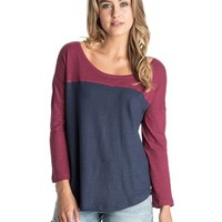 Sea Patch Long Sleeve Tee ARJZT03338 - Roxy