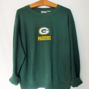 Vintage 1990s Green Bay Packers Sweater
