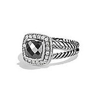 David Yurman - Petite Albion Ring with Diamonds - Saks Fifth Avenue Mobile