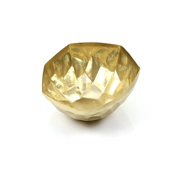Faceted Bowl - Medium