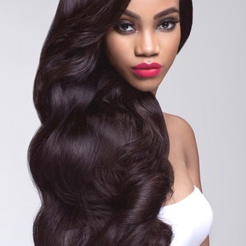 Body Wave Lace Closure Peruvian Bleached Knot Free Middle 3 Side