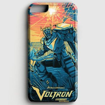 Voltron  Legendary Defender iPhone 7 Case