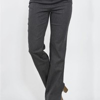 Triple Button Pull-On Pant