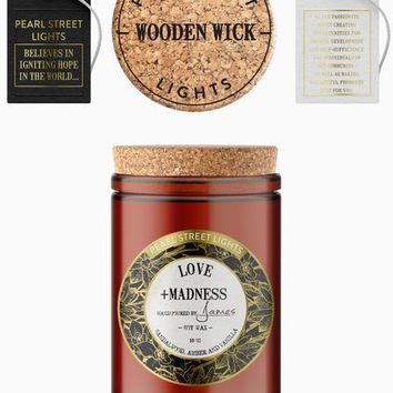 Love + Madness Candle