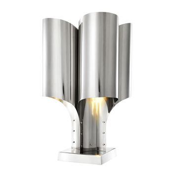 Silver Table Lamp | Eichholtz Spiaggia