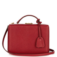 Grace small grained-leather box bag | Mark Cross | MATCHESFASHION.COM US