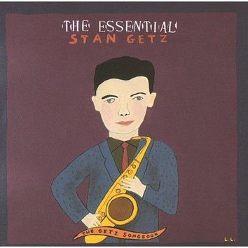 Stan Getz - The Essential Stan Getz - Stan Getz Songbook