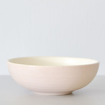 Bowl in Blush