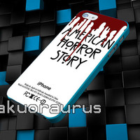 American Horror story cover case for iPhone 4 4S,5 5C 5 5S,6 6 Plus,Samsung Galaxy s3 s4 s5 Note 3