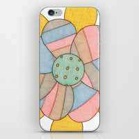Blossom iPhone & iPod Skin by Erin Brie Art