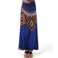 Bold In Prints Maxi Skirt - Clothing