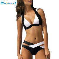 Premium Bikini 2017 Sexy Brazilian Bandage Beach Swimwear Women Ladies Swimsuit Bathing Suit Maillot De Bain Push-Up Bikini Sets