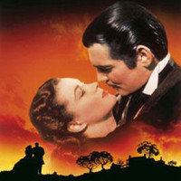 Gone With The Wind Vintage Movie Poster