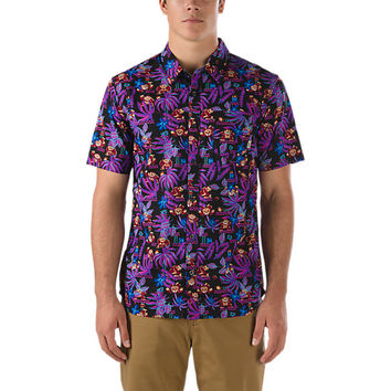 Nintendo SS Buttondown Shirt | Shop at Vans