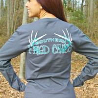 SFC Southern Fried Chics Tee - Gray