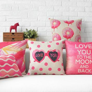 Love You To The Moon and Back Home Decor