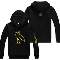 Golden OVOXO Hoodies