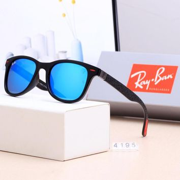 Ray-ban fashion trend casual sunglasses popular lovers sunglasses