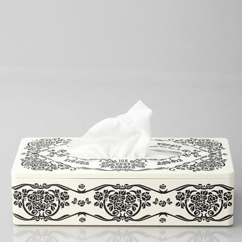 Urban Outfitters - Anna Sui Limited Edition Rose Tissue Box