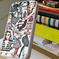 Lana Del Rey and Marina the Diamonds Collage for iphone 5/5s/5c/4/4s/6, samsung galaxy s3/s4/s5 case