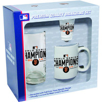 Hunter 2014 World Series Champions San Francisco Giants 3-Piece Gift Set