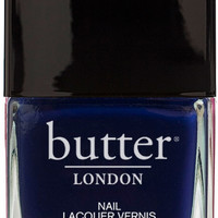 Navy Blue Nail Polish – Royal Navy : butter LONDON