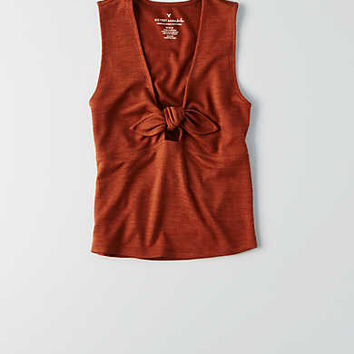 AEO First Essentials Knot Tank , Bronze