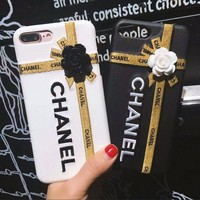 CHANEL iPhone Phone Cover Case For iphone 6 6s 6plus 6s-plus 7 7plus