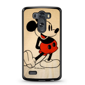 Mickey Mouse Vintage LG G3 Case
