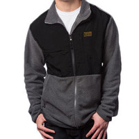 Lookout Fleece Jacket Dark Grey